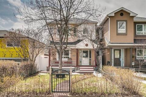 Townhouse for sale at 413 28 Ave Northwest Calgary Alberta - MLS: C4243403
