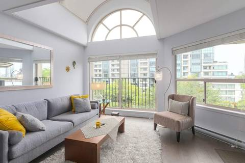 Condo for sale at 525 Wheelhouse Sq Unit 413 Vancouver British Columbia - MLS: R2407544