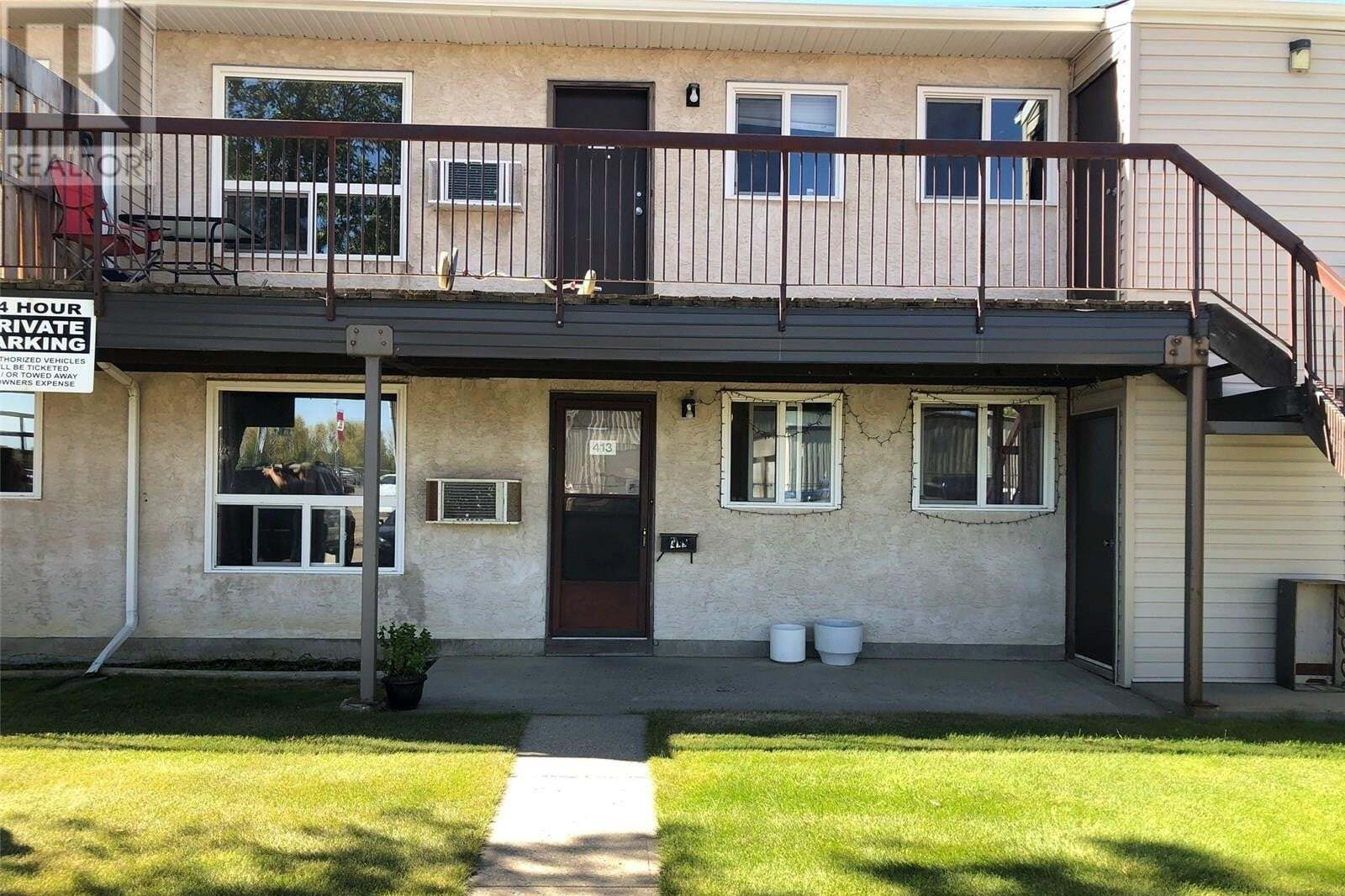 Condo for sale at 67 Wood Lily Dr Unit 413 Moose Jaw Saskatchewan - MLS: SK827200