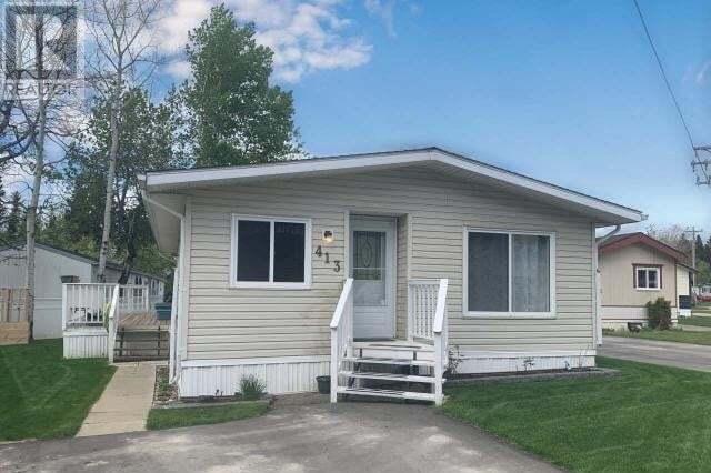 Home for sale at 700 Carmichael Ln Unit 413 Hinton Hill Alberta - MLS: 52607