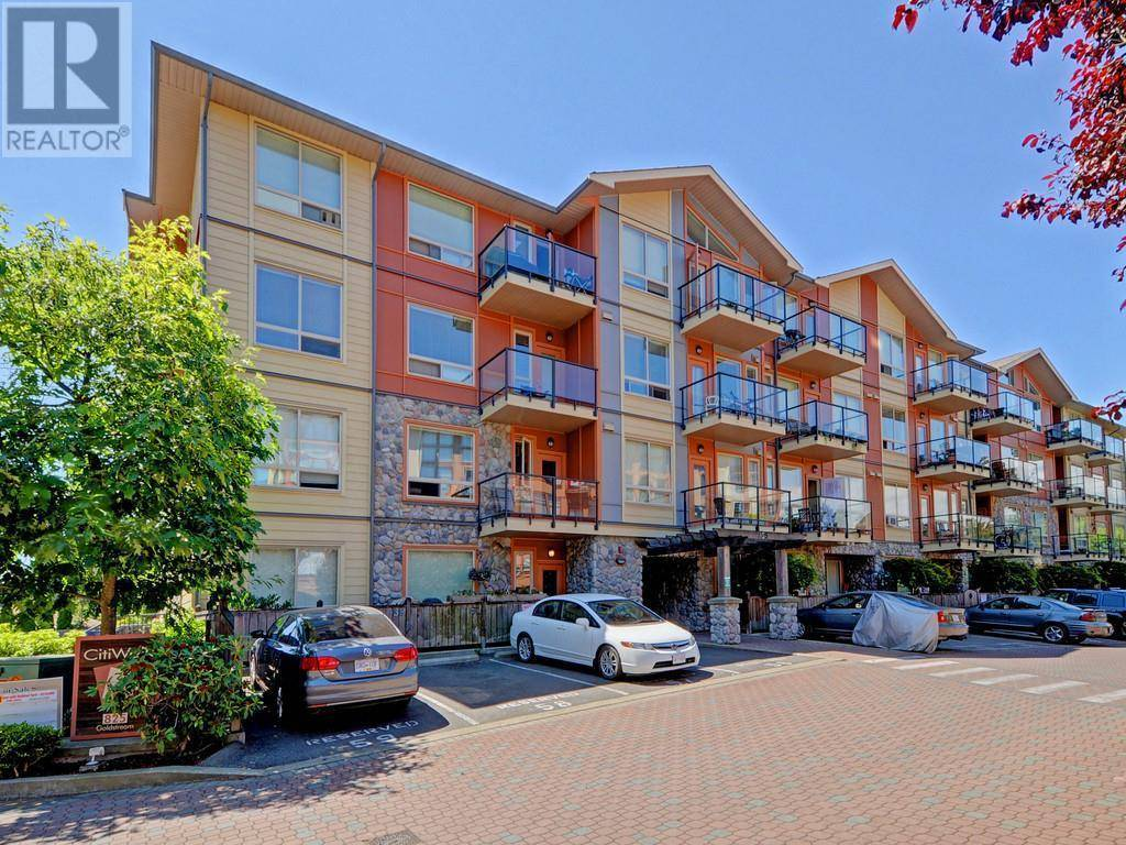 Condo for sale at 825 Goldstream Ave Unit 413 Victoria British Columbia - MLS: 423840