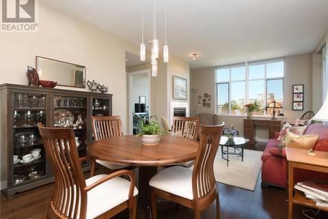Condo for sale at 999 Burdett Ave Unit 413 Victoria British Columbia - MLS: 410500
