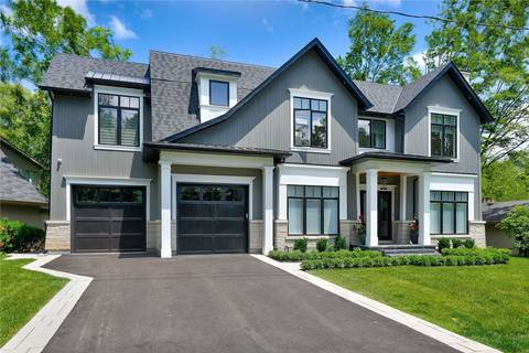 House for sale at 413 Avon Cres Oakville Ontario - MLS: W4675492