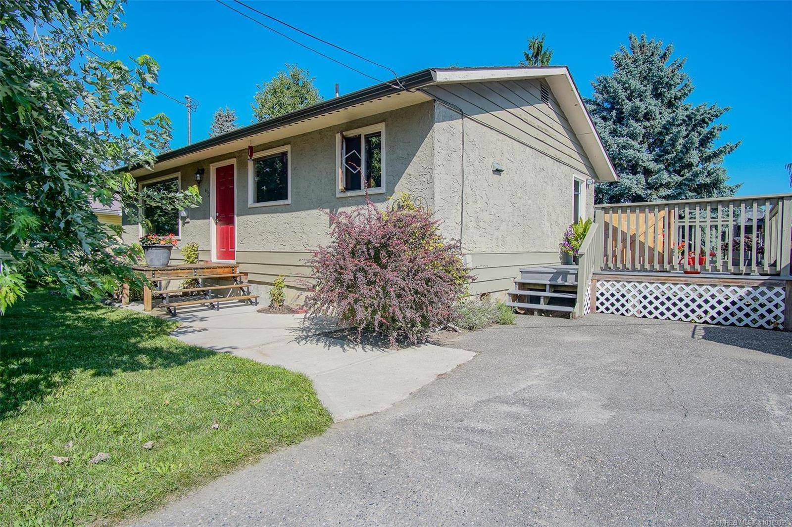 House for sale at 413 Baird Ave Enderby British Columbia - MLS: 10189893