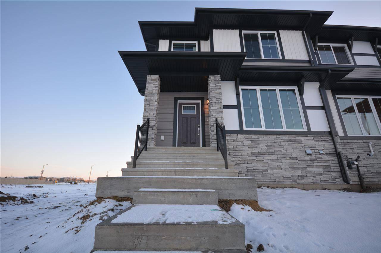 Townhouse for sale at 413 Boreal Dr Leduc Alberta - MLS: E4181398