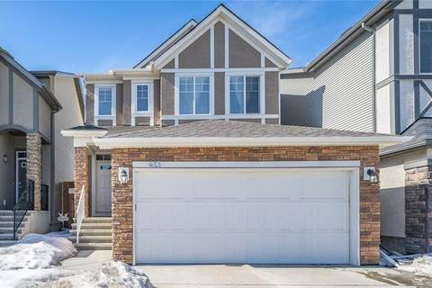 House for sale at 413 Cranford Dr Southeast Calgary Alberta - MLS: C4233095