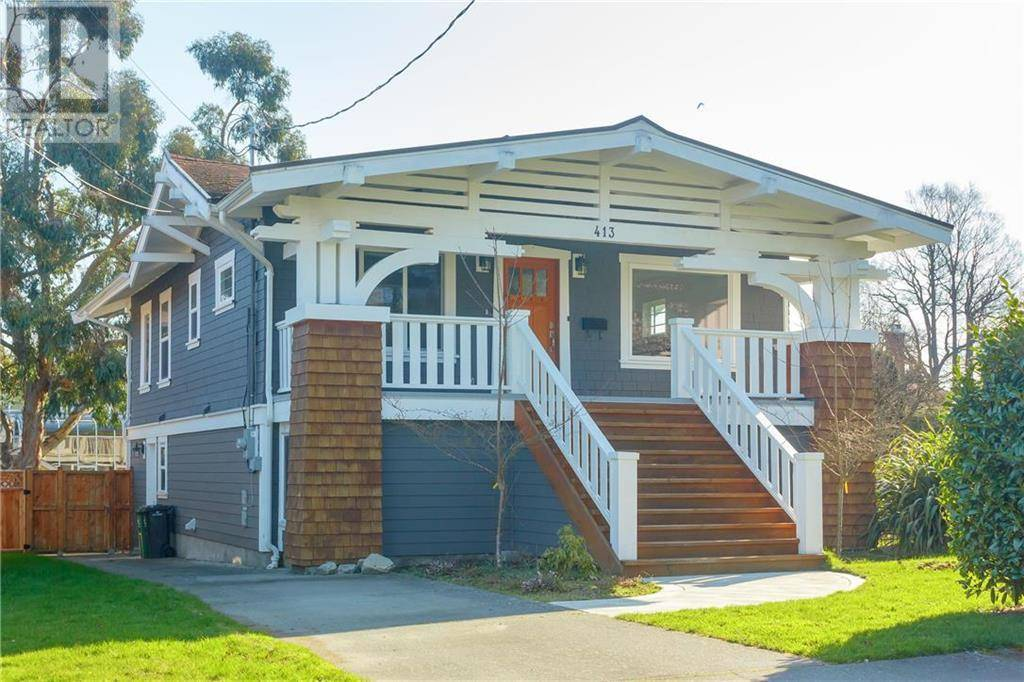 House for sale at 413 Durban St Victoria British Columbia - MLS: 421421