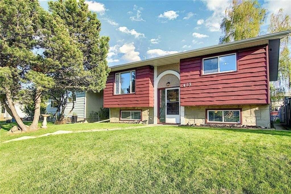 House for sale at 413 Huntley Wy NE Huntington Hills, Calgary Alberta - MLS: C4305664