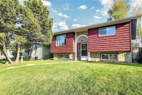 House for sale at 413 Huntley Wy Northeast Calgary Alberta - MLS: C4305664