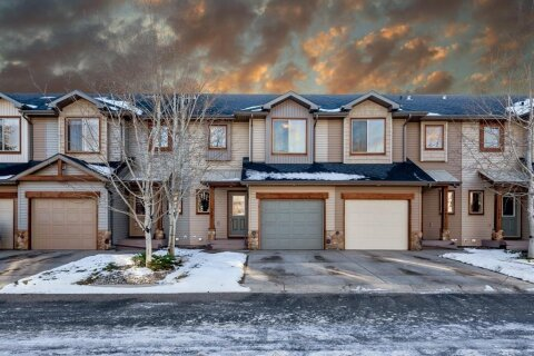 Townhouse for sale at 413 River Ave Cochrane Alberta - MLS: A1050586