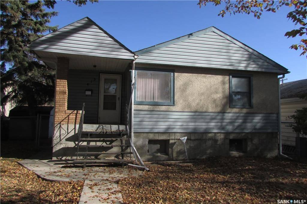 House for sale at 413 Scarth St Regina Saskatchewan - MLS: SK766642