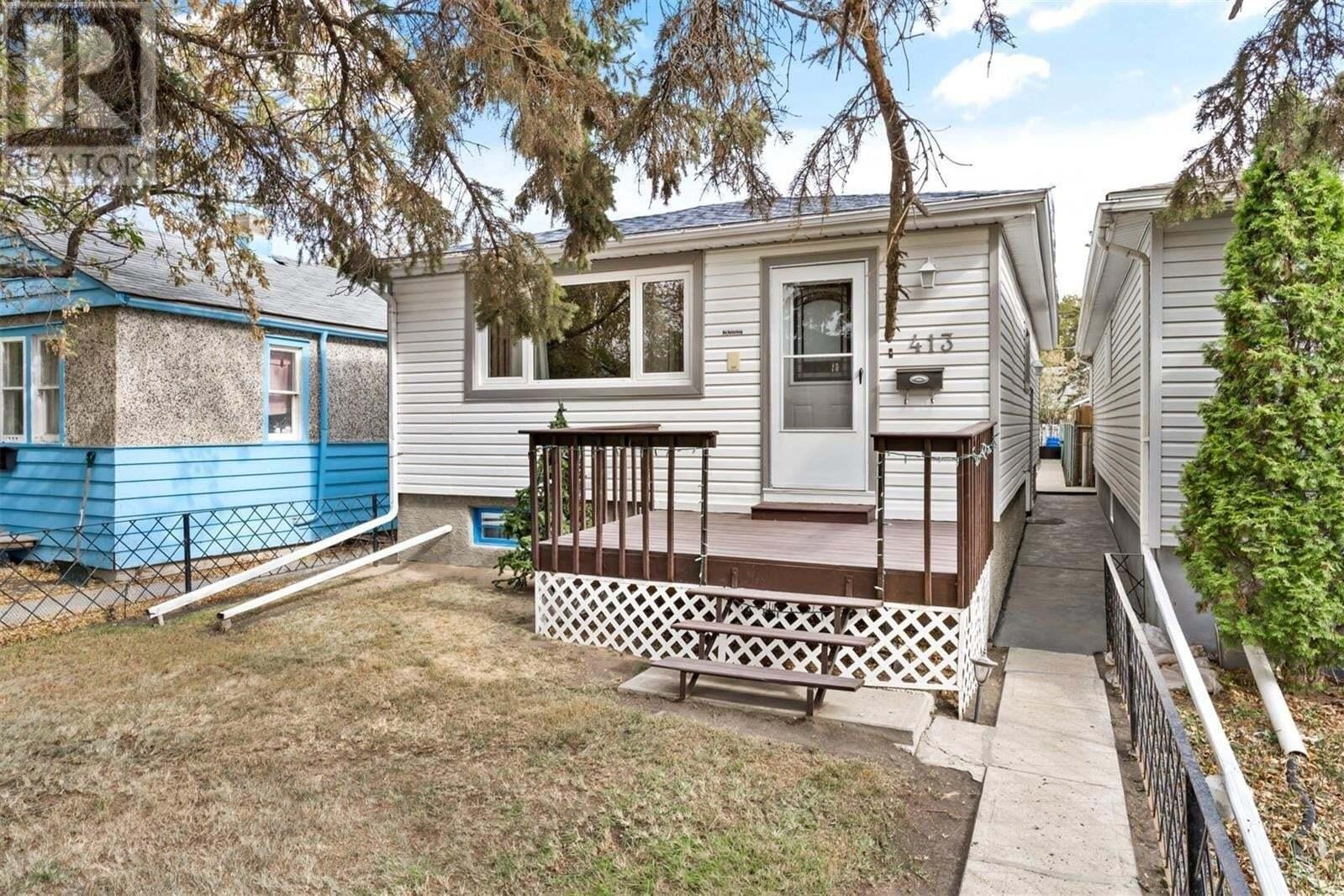 House for sale at 413 St John St Regina Saskatchewan - MLS: SK828455