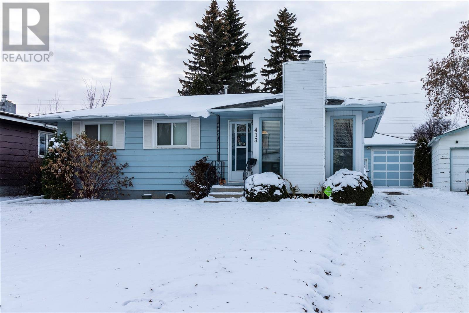 House for sale at 413 Vancouver Ave N Saskatoon Saskatchewan - MLS: SK790490