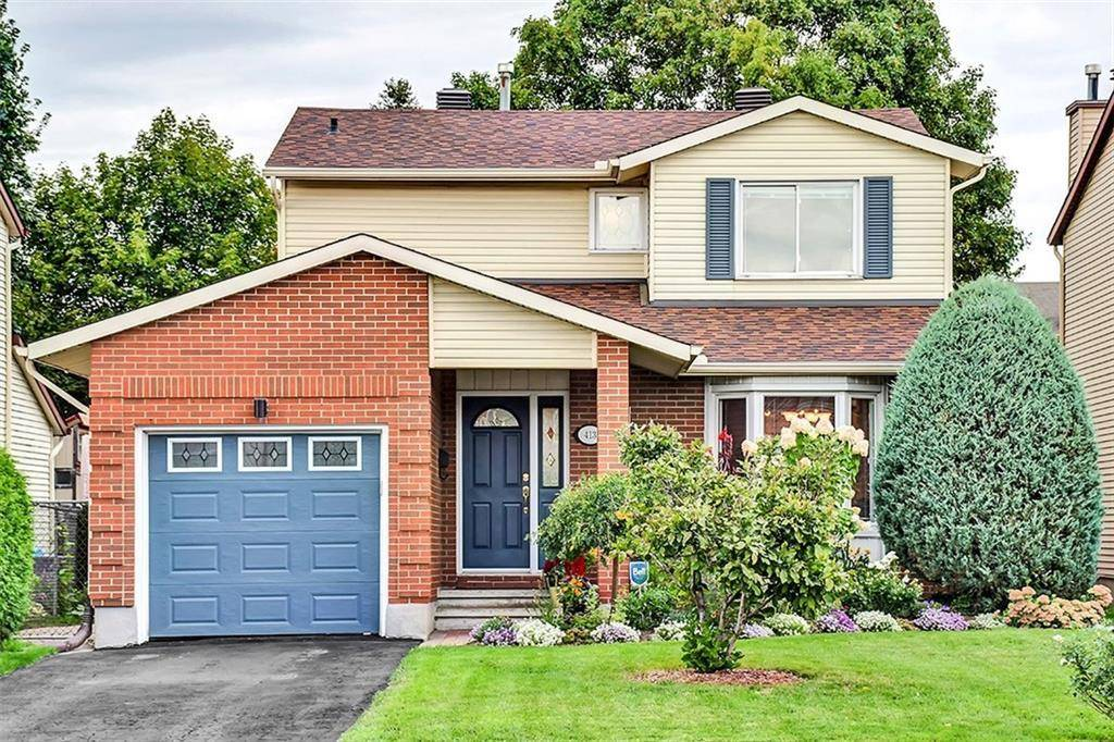 House for sale at 413 Viewmount Dr Ottawa Ontario - MLS: 1168443