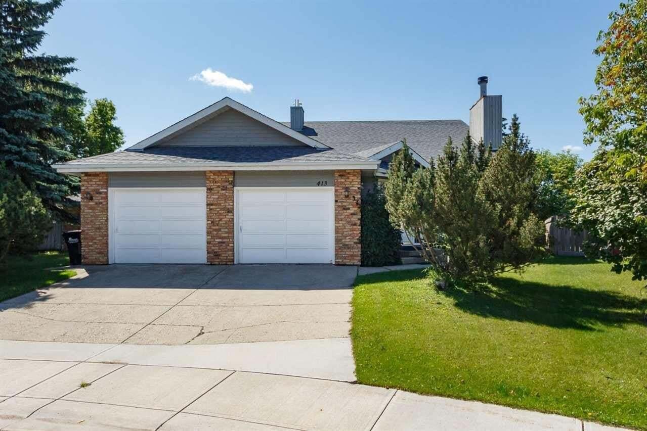 House for sale at 413 Village Gv Sherwood Park Alberta - MLS: E4207281