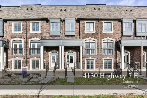 Townhouse for sale at 4130 Highway 7 Rd Markham Ontario - MLS: N4983988