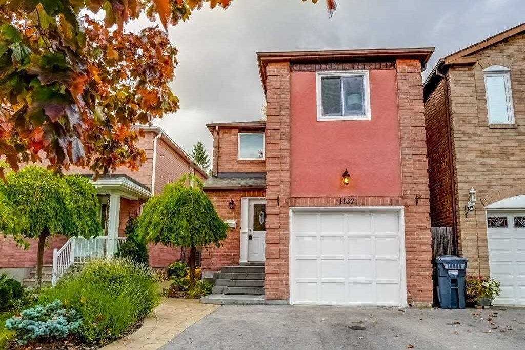 House for sale at 4132 Forest Fire Cres Mississauga Ontario - MLS: W4970540