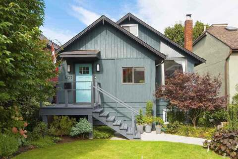 House for sale at 4133 11th Ave W Vancouver British Columbia - MLS: R2470107