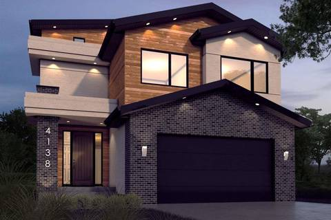 House for sale at 4138 Aspen Dr Nw Edmonton Alberta - MLS: E4149794