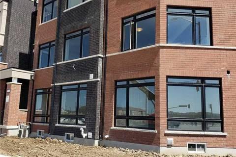 Townhouse for rent at 413 Veteran Dr Brampton Ontario - MLS: W4490302