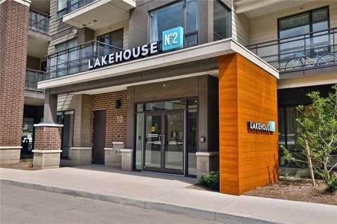 Condo for sale at 10 Esplanade Ln Unit #414 Grimsby Ontario - MLS: X4737472