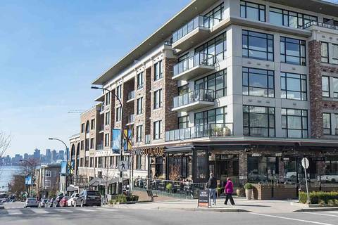 Condo for sale at 105 2nd St W Unit 414 North Vancouver British Columbia - MLS: R2436585