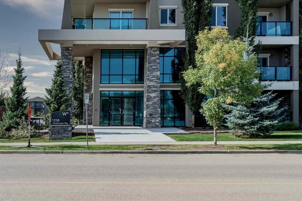 Condo for sale at 1238 Windermere Wy SW Unit 414 Edmonton Alberta - MLS: E4214714