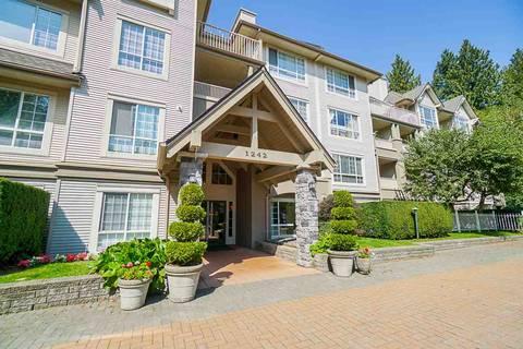 Condo for sale at 1242 Town Centre Blvd Unit 414 Coquitlam British Columbia - MLS: R2408024