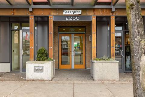 Condo for sale at 2250 Commercial Dr Unit 414 Vancouver British Columbia - MLS: R2435541