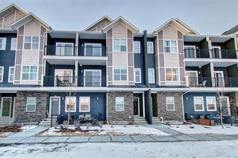 Townhouse for sale at 250 Fireside Vw Unit 414 Cochrane Alberta - MLS: C4282346