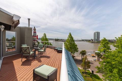 Condo for sale at 31 Reliance Ct Unit 414 New Westminster British Columbia - MLS: R2366280