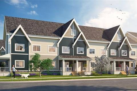 Townhouse for sale at 32 Red Embers Pr Northeast Unit 414 Calgary Alberta - MLS: C4229897