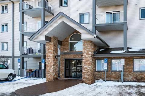 Condo for sale at 3425 19 St Nw Unit 414 Edmonton Alberta - MLS: E4148020