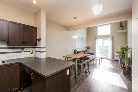 Condo for sale at 400 Silver Berry Rd Nw Unit 414 Edmonton Alberta - MLS: E4160890