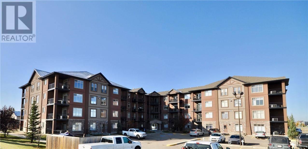 Condo for sale at 69 Ironstone Dr Unit 414 Red Deer Alberta - MLS: ca0180398