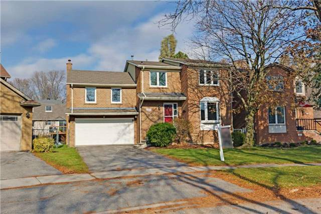 Sold: 414 Brian Court, Pickering, ON