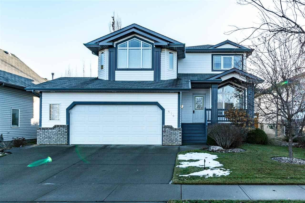 House for sale at 414 Davenport Dr Sherwood Park Alberta - MLS: E4180426