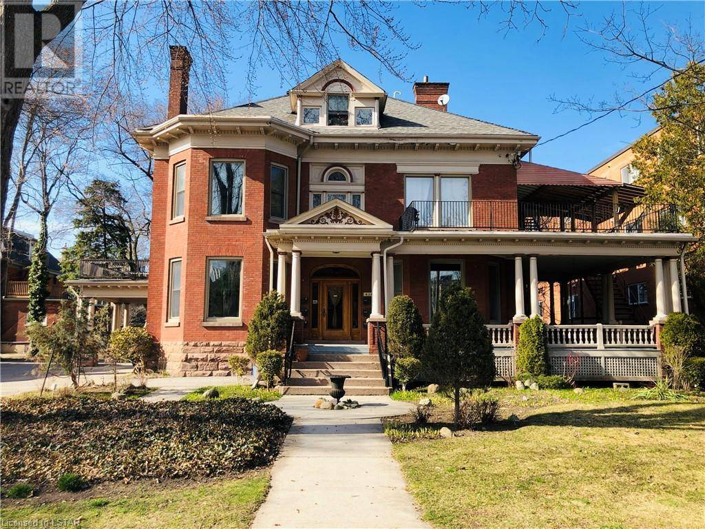 Townhouse for sale at 414 Dufferin Ave London Ontario - MLS: 253035