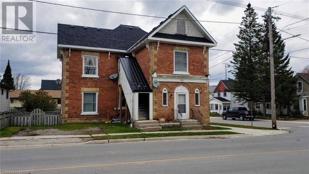 Townhouse for sale at 414 Frank St Wiarton Ontario - MLS: 231672
