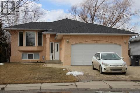 House for sale at 414 Hurley Cres Saskatoon Saskatchewan - MLS: SK764221