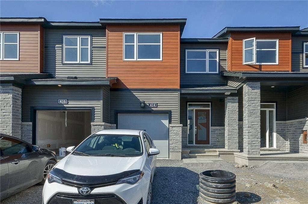 Townhouse for rent at 414 Kayak St Ottawa Ontario - MLS: 1168770