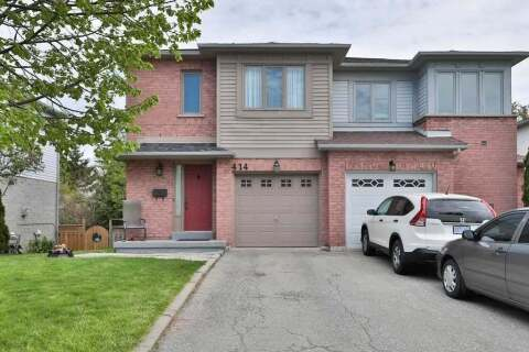 Townhouse for sale at 414 Levanna Ln Oakville Ontario - MLS: W4779244