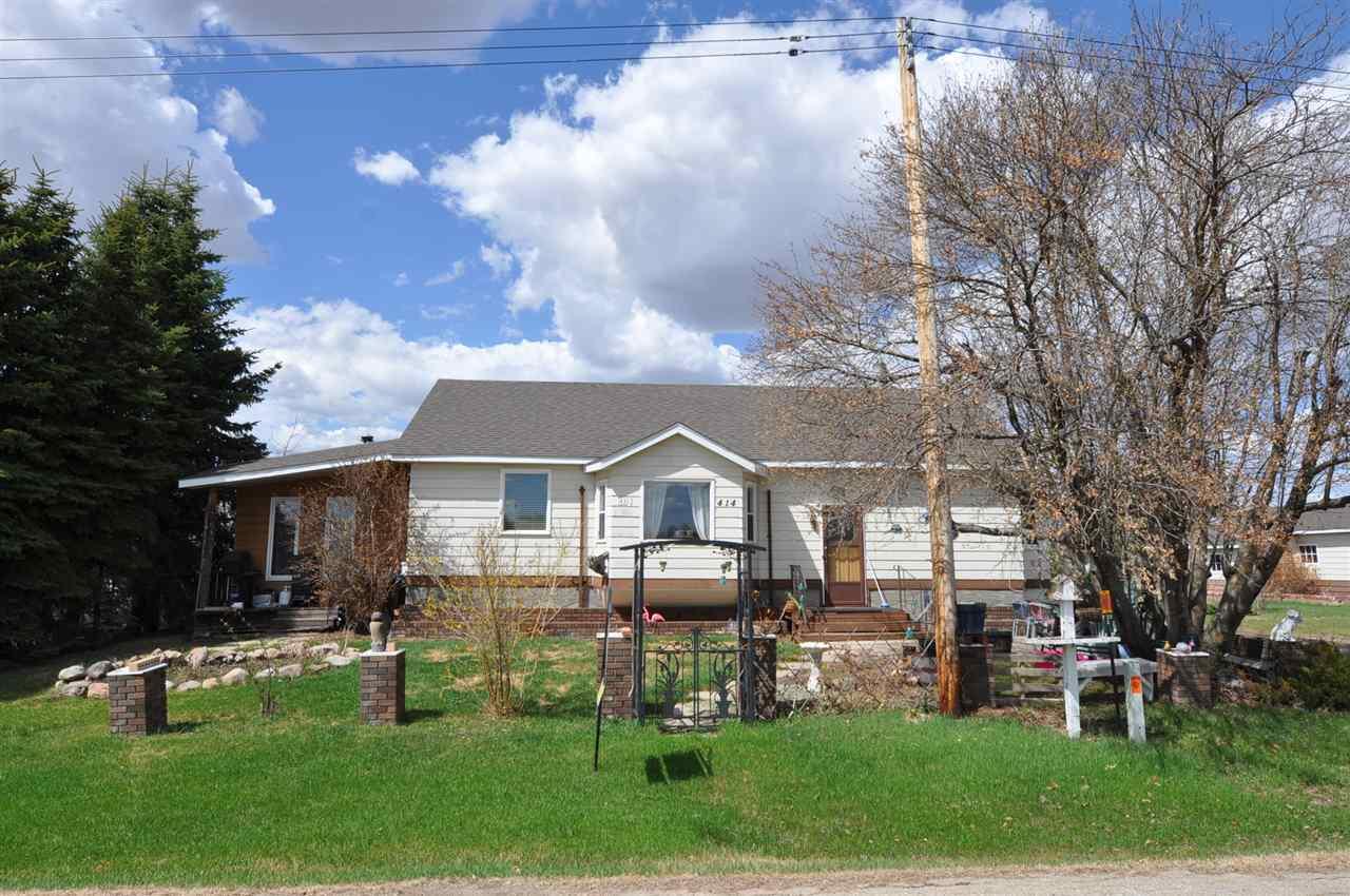 For Sale: 414 Main Street, Alcomdale, AB | 4 Bed, 2 Bath House for $259,900. See 26 photos!