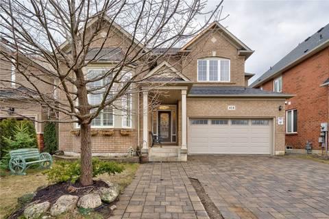 House for sale at 414 Montreal Circ Hamilton Ontario - MLS: X4550255