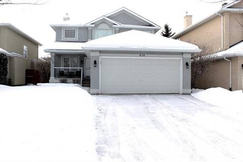 House for sale at 414 Mountain Park Dr Southeast Calgary Alberta - MLS: C4281618