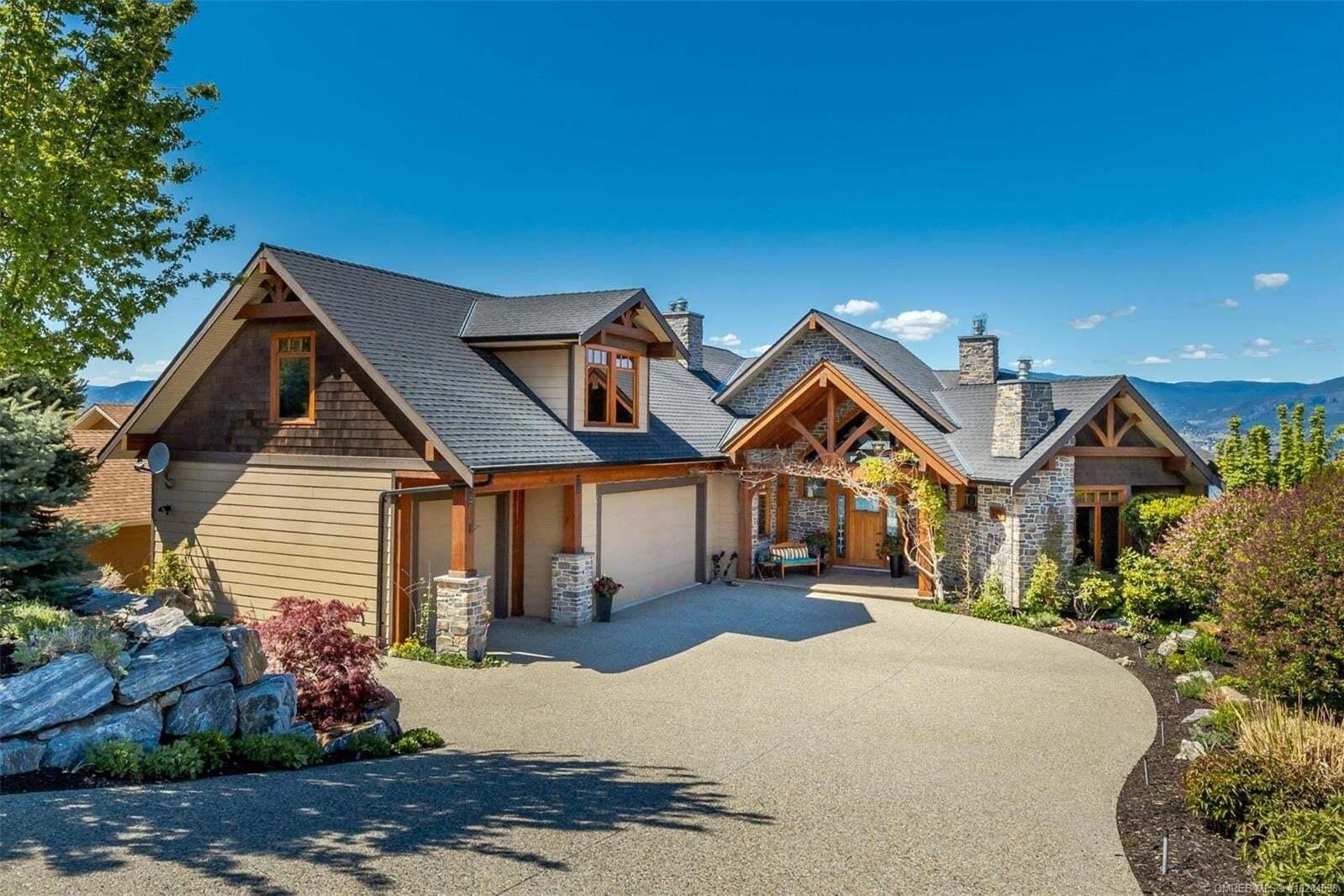 House for sale at 414 Okaview Rd Kelowna British Columbia - MLS: 10204898
