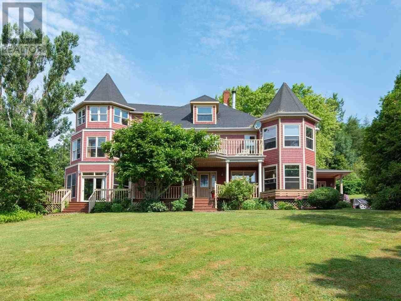 House for sale at 414 Pownal Road Rte Pownal Prince Edward Island - MLS: 201819670