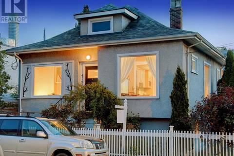 House for sale at 414 Russell St Victoria British Columbia - MLS: 408917