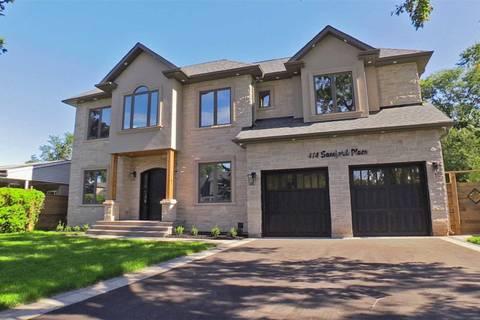 House for sale at 414 Samford Pl Oakville Ontario - MLS: W4420166