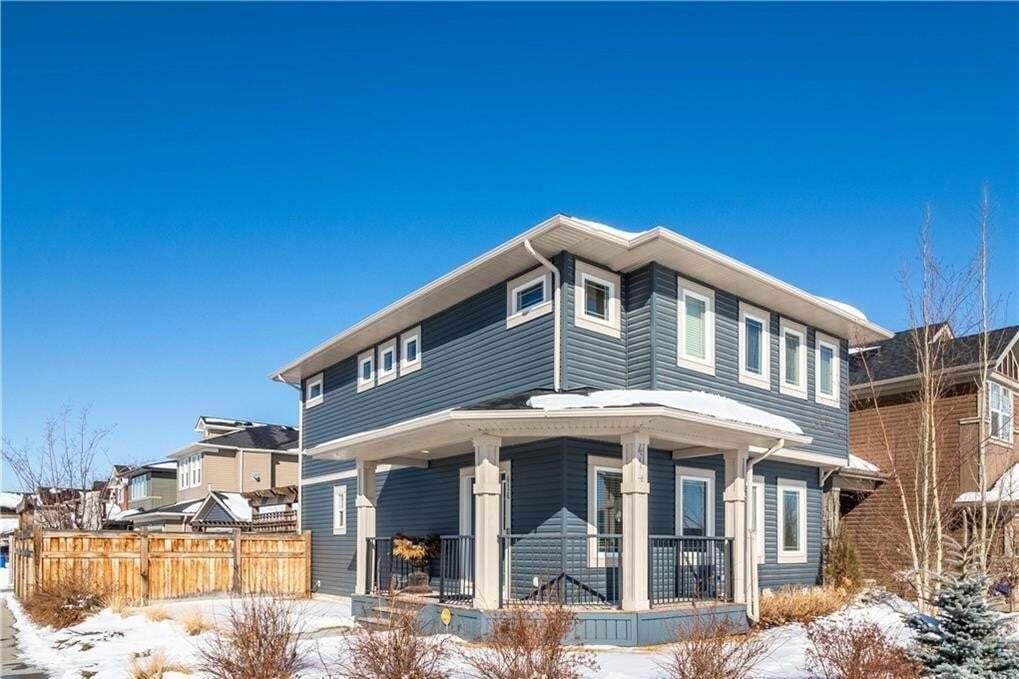 House for sale at 414 Silverado Wy SW Silverado, Calgary Alberta - MLS: C4291608